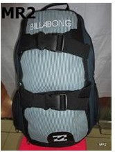 Billabong travel mens bags