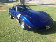 Chevrolet 1981 1981 Arizona T Top C3 Corvette