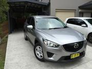Mazda Cx5 Mazda CX5 Manual Silver 2.0L Late 2013