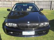 BMW 320 BMW 3 25CI 2003 2 DOOR COUPE 5 SP Automatic REGO +