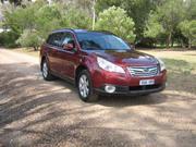 2010 Subaru Outback Subaru Outback 2010 (My11) Auto