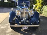 1936 bentley 1936 Bentley 4 1/4 Litre Manual