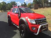 2012 Ford Ranger 2012 Ford Ranger XLT PX Auto 4x4 Double Cab