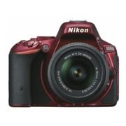 Nikon - D5500 DSLR Camera with AF-S DX NIKKOR 18-55mm