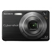 Sony Cyber-shot DSC W110 7.2MP Slim Digital