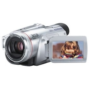 Panasonic PV-GS500 4MP 3CCD MiniDV Camcorder with 12x Optical Image St