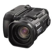 JVC Everio GZMC500 5MP 3CCD 4GB Microdrive Camcorder w/10x