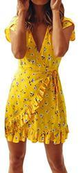 Wrap Dress, Hemlock Women Sexy Summer Bandage Bodycon Evening Party Ca