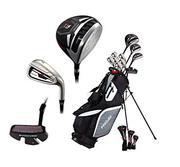 14 Piece Men's ALL GRAPHITE SENIOR Complete Golf Clubs Package Set
