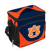 NCAA Auburn Tigers 24 Can Cooler