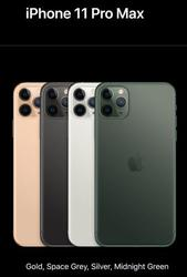 Apple iPhone 11,  11 Pro and 11 Pro Max pricing and availability for gl